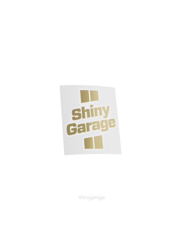 Sticker Shiny Garage